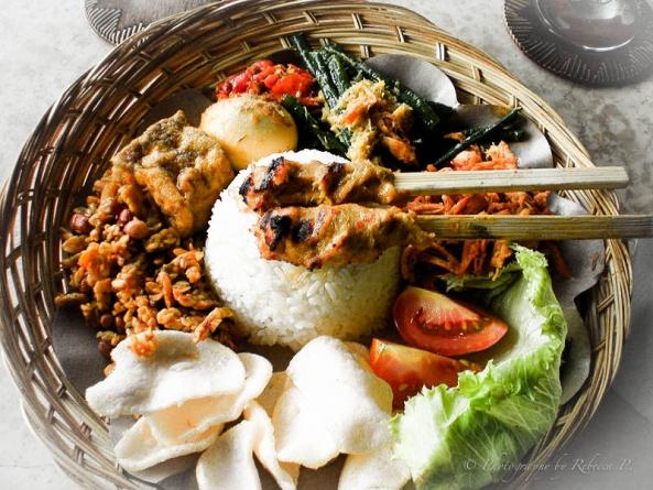 Цены на еду на Бали в 2018 году