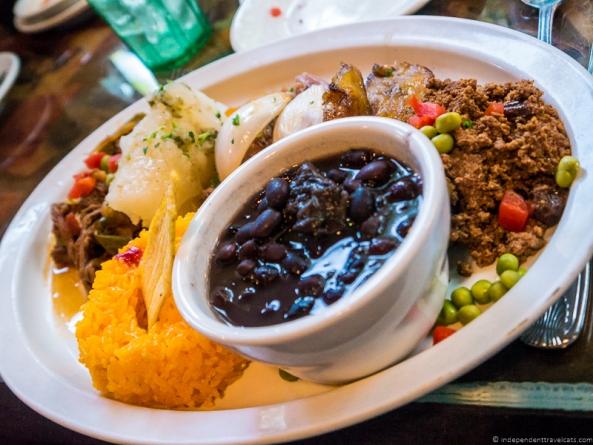 Цены на Кубе на еду в 2018 году