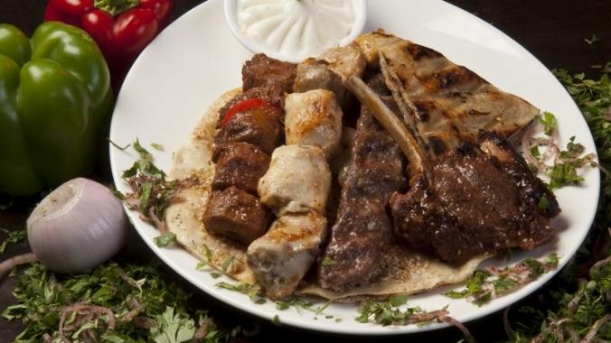 Цены в Дубае на еду