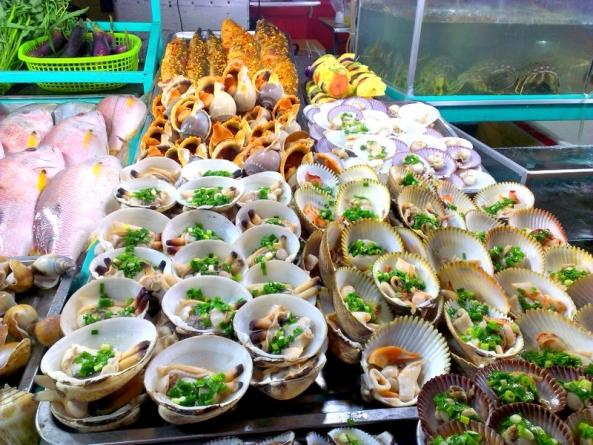 Цены на еду во Вьетнаме в 2018 году