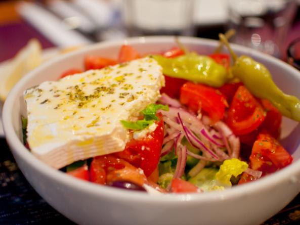 Цены в Греции на еду в 2018 году