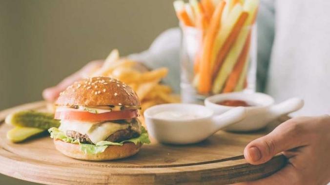 Сколько калорий в еде из Макдональдса