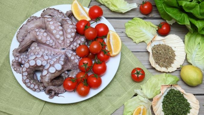 Цены на еду в Черногории 2018