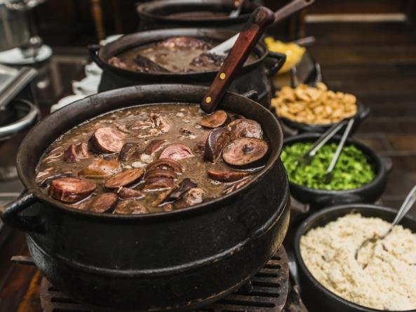 Цены на еду в Рио-Де-Жанейро в 2018 году
