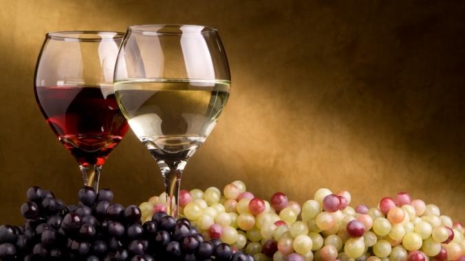 Что полезней шампанское или вино?