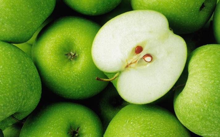 Сколько калорий в яблоках?