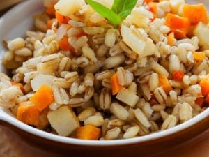 Что полезнее рис или перловка