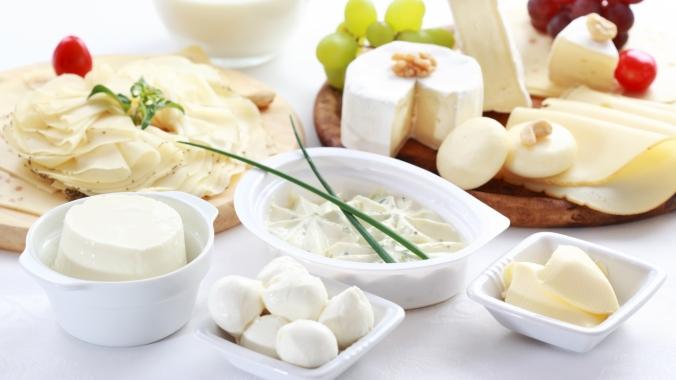 Что полезнее: сыр или творог?