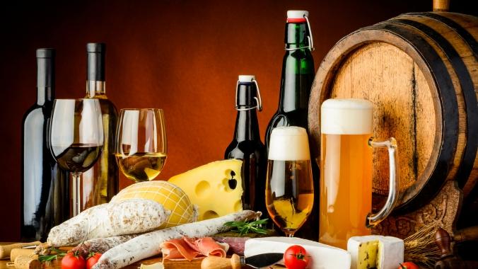 Что полезнее: вино или пиво