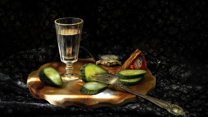 Что полезнее: водка или вино
