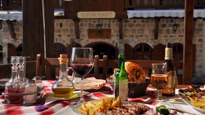 Цены на еду в Черногории в 2017 году