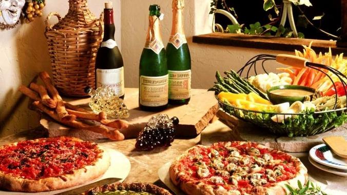 Милан, Рим и Венеция — цены на еду 2017