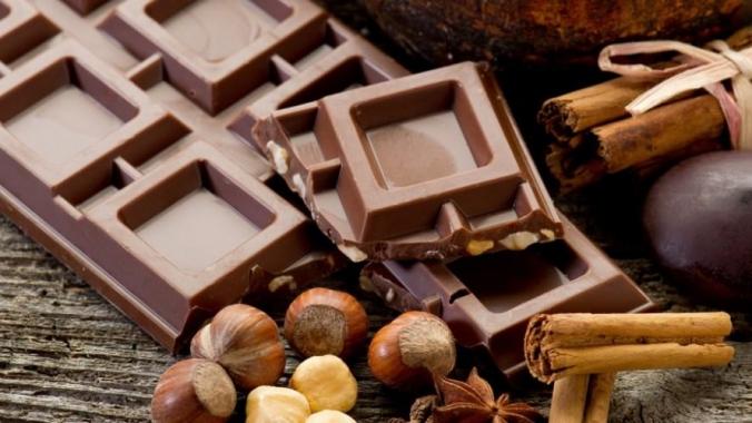 Что полезнее зефир или шоколад