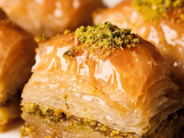 Цены на еду в Иордании 2017