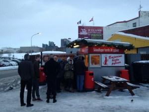 Цены в Исландии на еду 2017