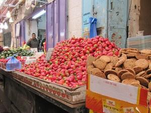 Цены на еду в Израиле 2017