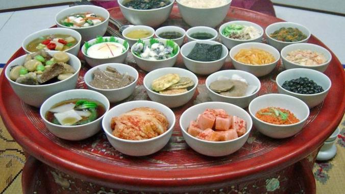 Цены на еду в Корее в Сеуле 2017
