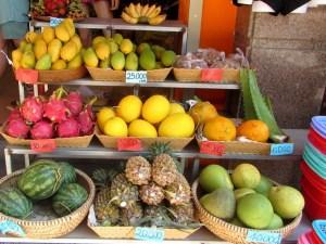 Цены на еду в Нячанге 2017