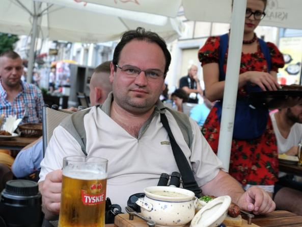 Цены на еду в Варшаве 2017