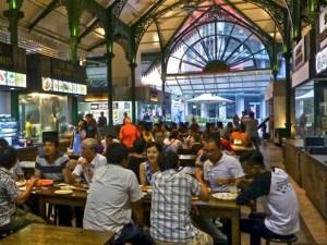 Цены в Сингапуре на еду 2017