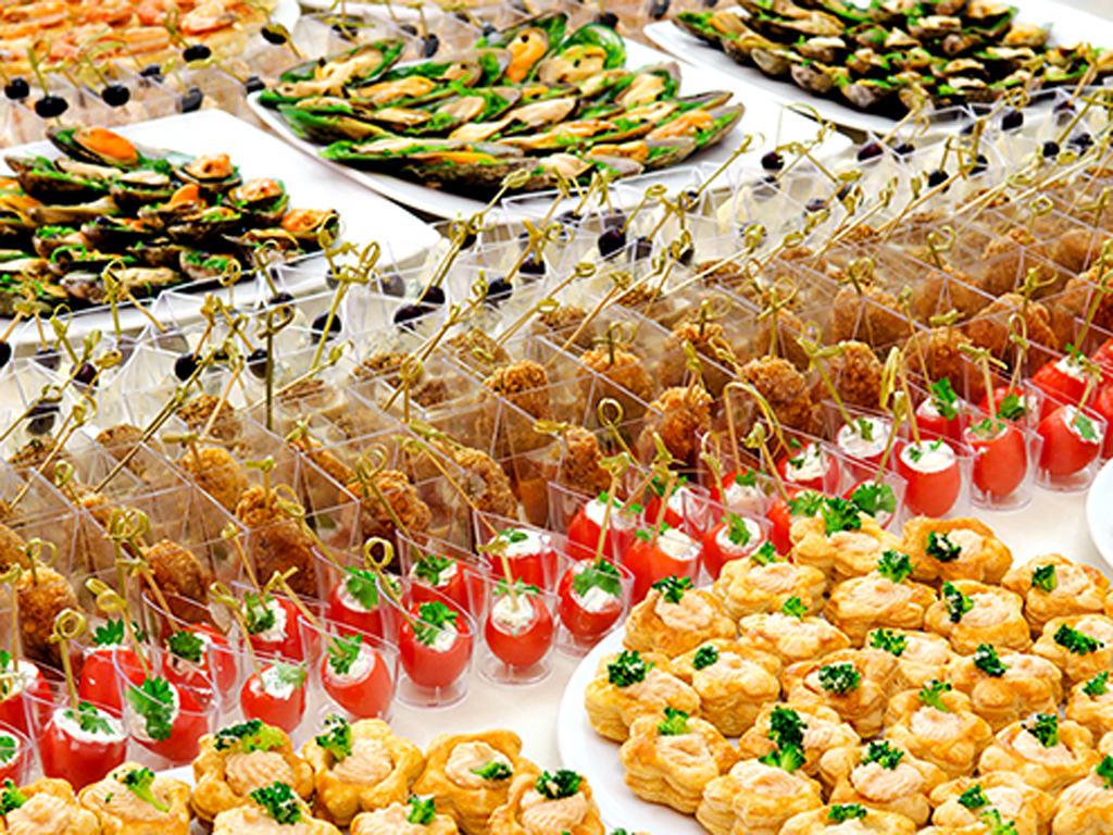 Закуски на свадьбу на катание рецепты простые и вкусные